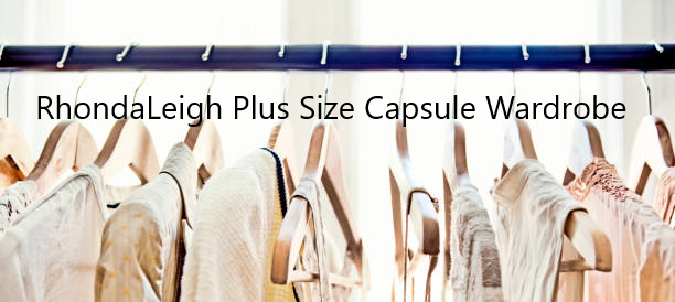 RhondaLeigh Plus Size Capsule Wardrobe