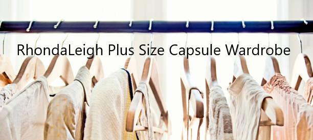 RhondaLeigh Plus Size Capsule Wardrobe