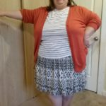 Women's Plus Size Outfit Ideas - Photo Shoot January 17, 2020