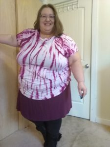 Plus Size Capsule Wardrobe Outfits - Photo Shoot 1/3/20