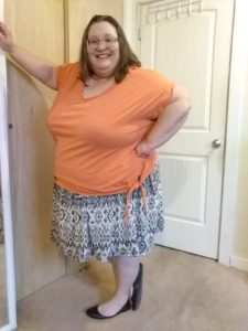 Women's Plus Size Outfit Ideas - Photo Shoot January 17, 2020
