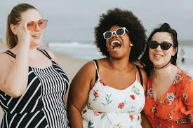 Plus Size and Happy - Learning to Love Yourself