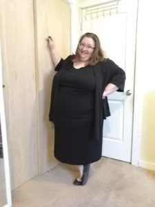 Plus Size Black Outfits - My Favorite Neutral